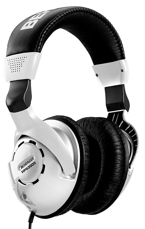 Behringer HPS3000 - High-Performance Studio Headphones
